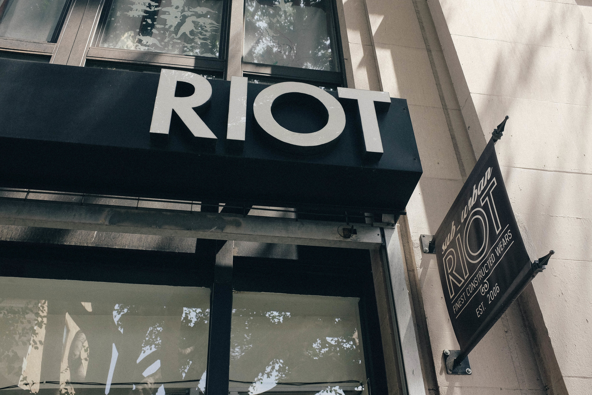 Sub Urban Riot Headquarters