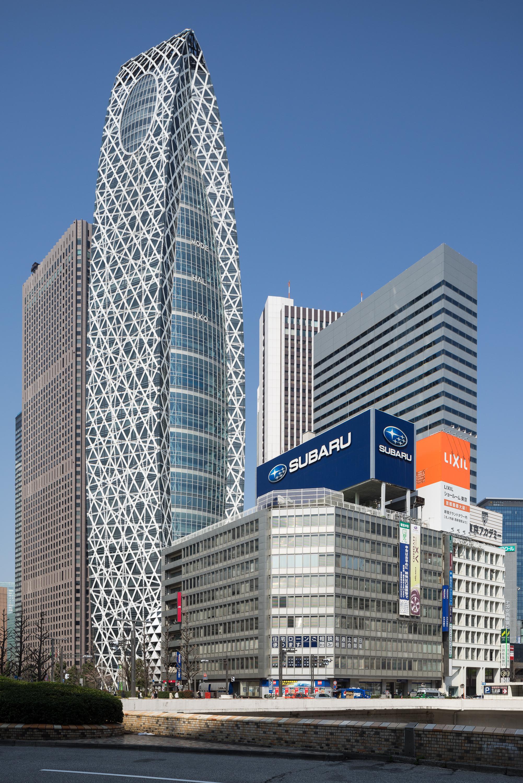 Mode Gakuen Cocoon Tower, Tokyo