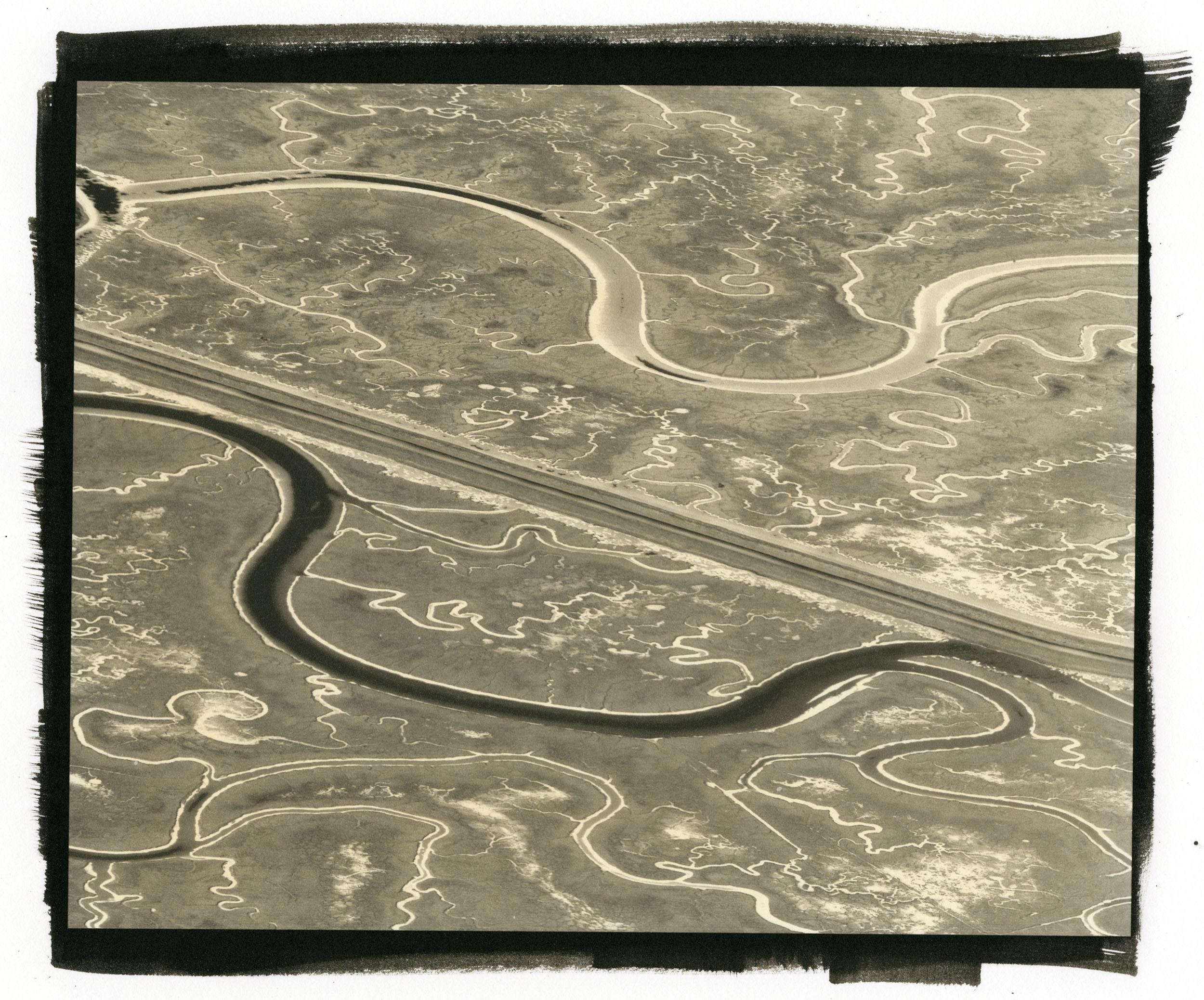 "Approach  (Platinum/Palladium Print, 8 x 10"")"