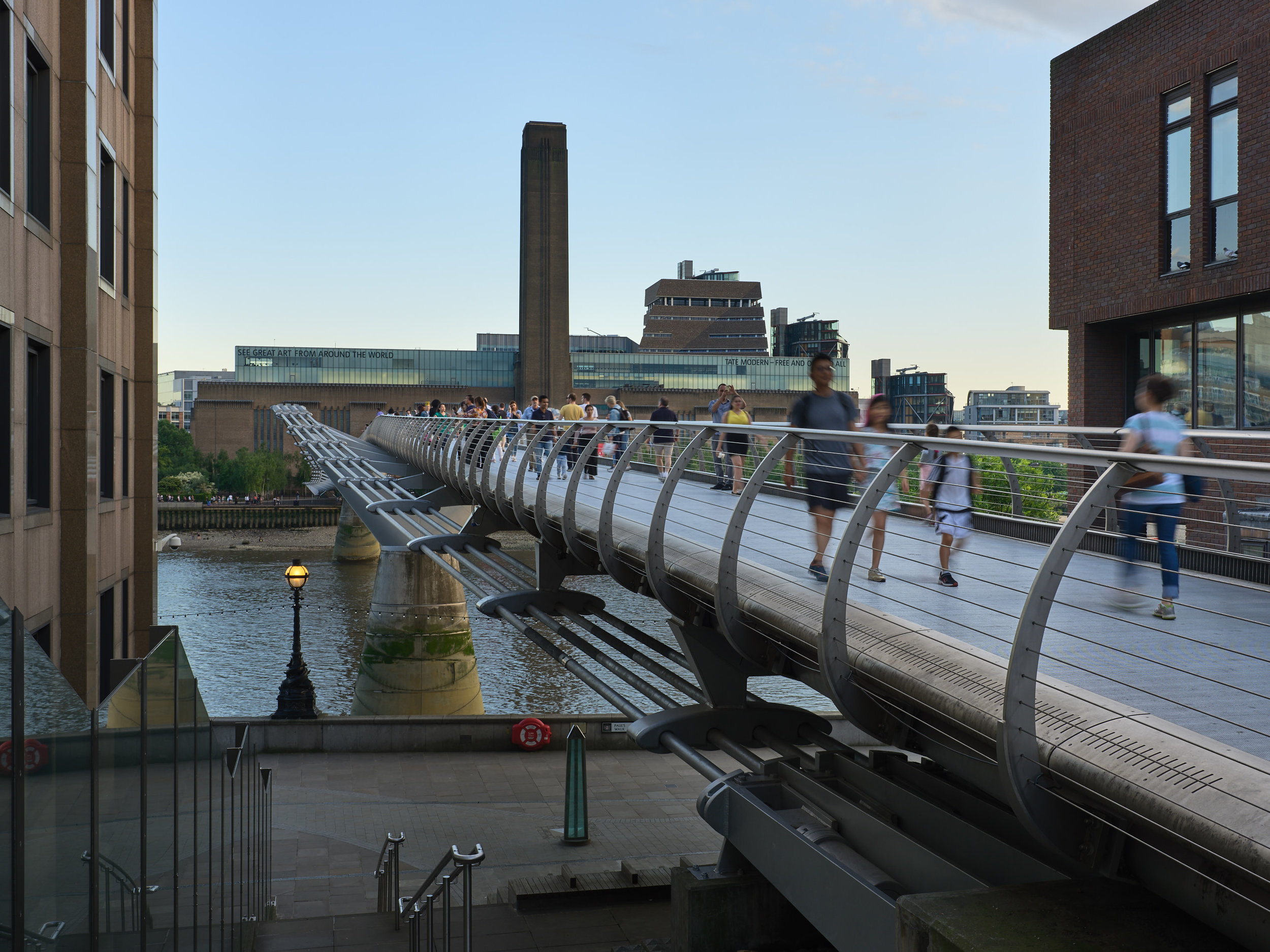 London Millennium Footbridge | Tate Modern