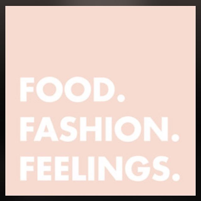 My awesome wife @garzamsarah and her friend @maggiepiles just released the first episode of their podcast @food.fashion.feelings! Streaming now on Spotify!