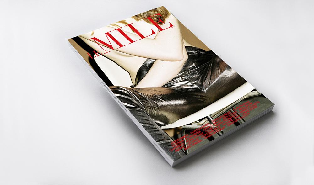 le mile magazine cover issue 20 published by Alban E. Smajli.jpg