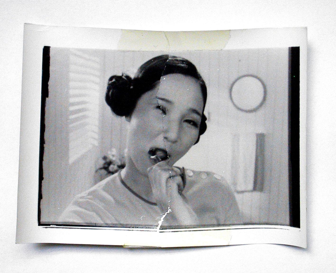 Ohne Titel, a.d.S.  The Days We Were Happy , 1975 © Nobuyoshi Araki Courtesy Privatsammlung Eva Felten