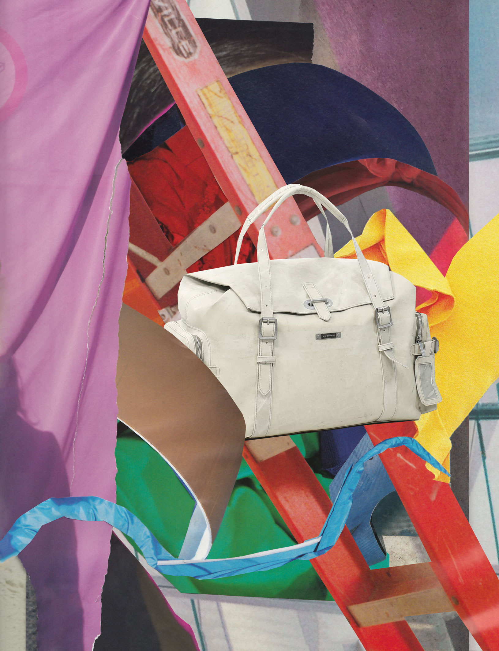 R516  Freitag >> Travel Bags >> HILTEN