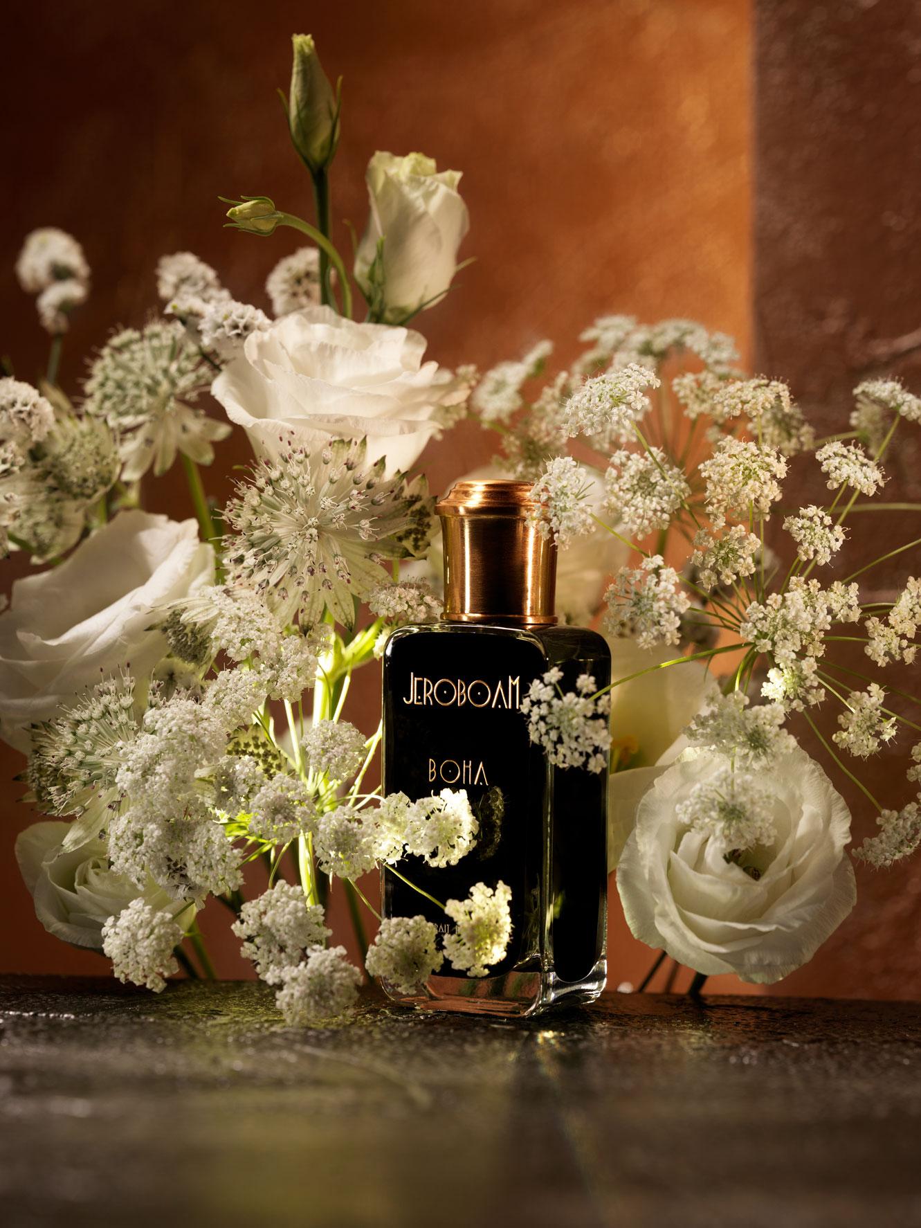Jeroboam Paris  Perfume BOAH