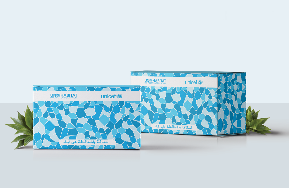 UNITED NATIONS HABITAT - Awareness Campaign / Packaging