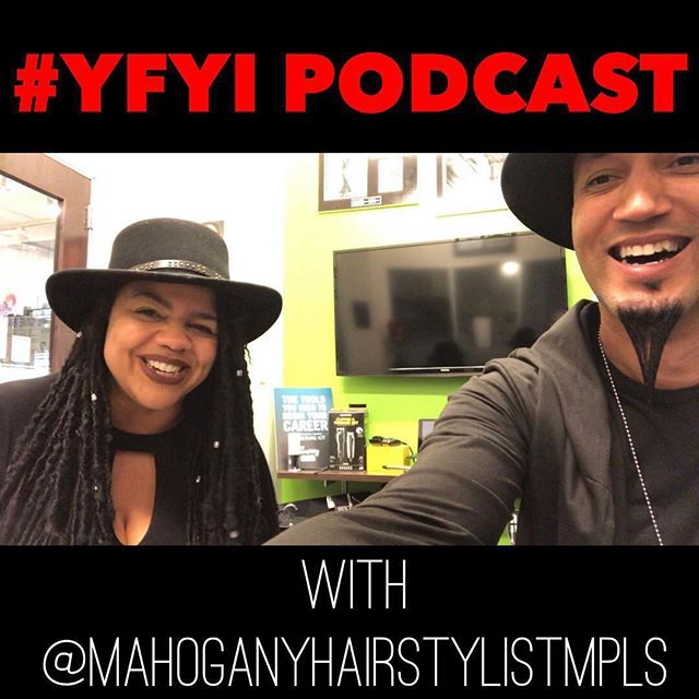 Just having fun! Check out the latest episode of the YFYI - Your First Year In The Beauty Industry - Podcast with my friend @mahoganyhairstylistmpls she's dropping some breaking news! • Who should I sit down with next?🤔tag them in comments #YFYIPODCAST • • • #sonnyd #travel #starbucks #picoftheday #style #love #paulmitchell #entrepreneur #stylist #fitness #business #motivation #inspiration #rwtd #yfyi #quotes #nytimesbestseller #caa #standup #creativeartistagency #speaker #realtalk #reality #instagood #author #literaryagent #wme #modernsalon #pmtslife
