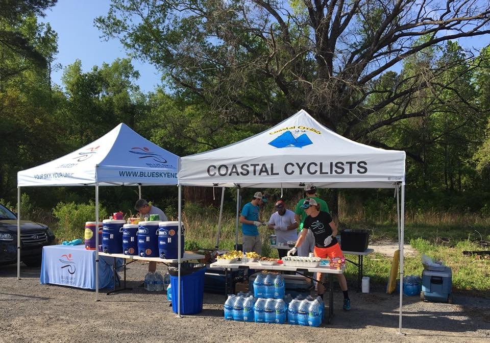 Coastal Cyclists Spring Century 2019
