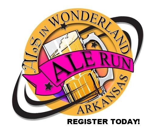 Register Today For the 5th Annual Arkansas ALE Run! Click Here!