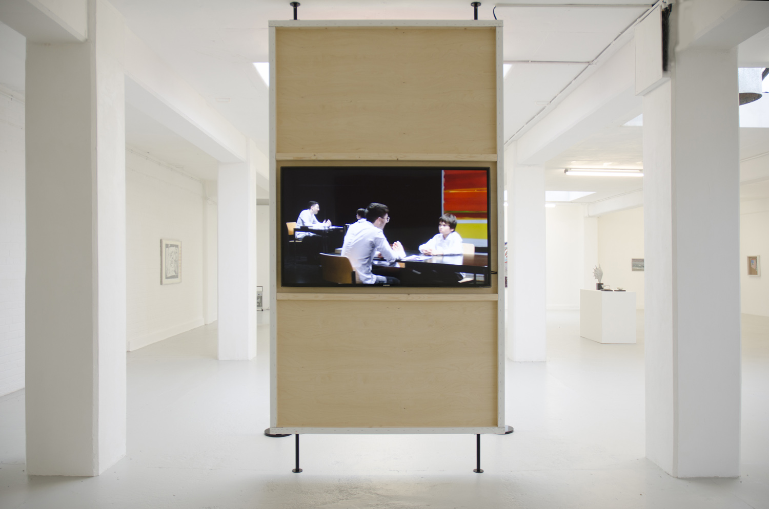 Simon Fujiwara, The Mirror Stage, 2009 - ongoing,mixed media,dimensions variable, video 27:41 minutes
