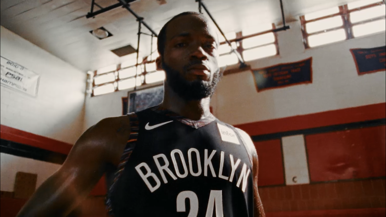 nike - brooklyn nets