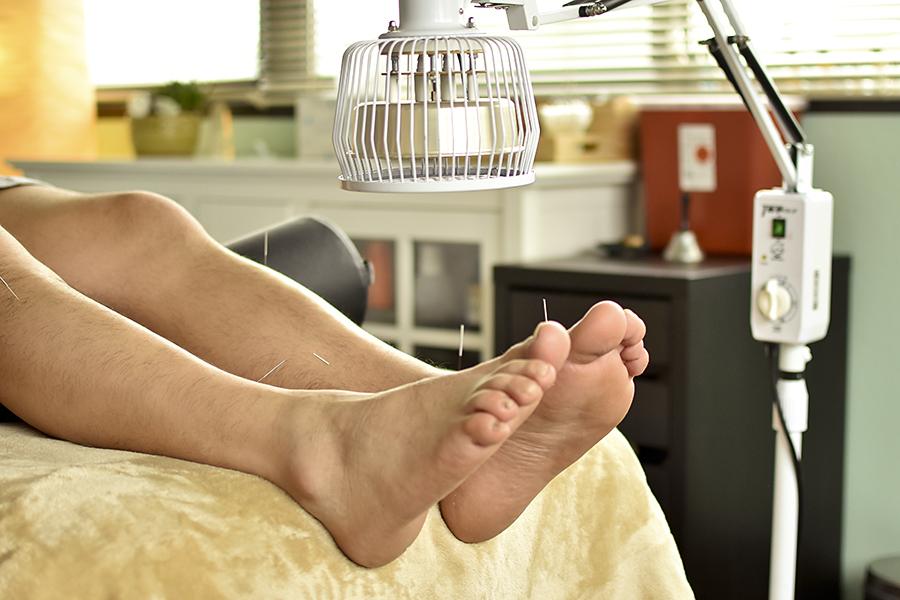 Leg and knee pain
