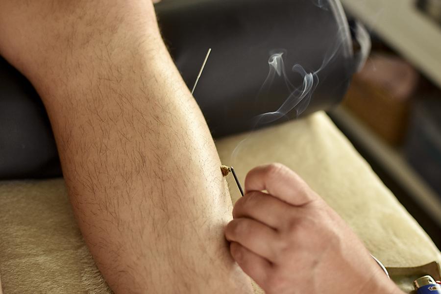 Needle-less treatment