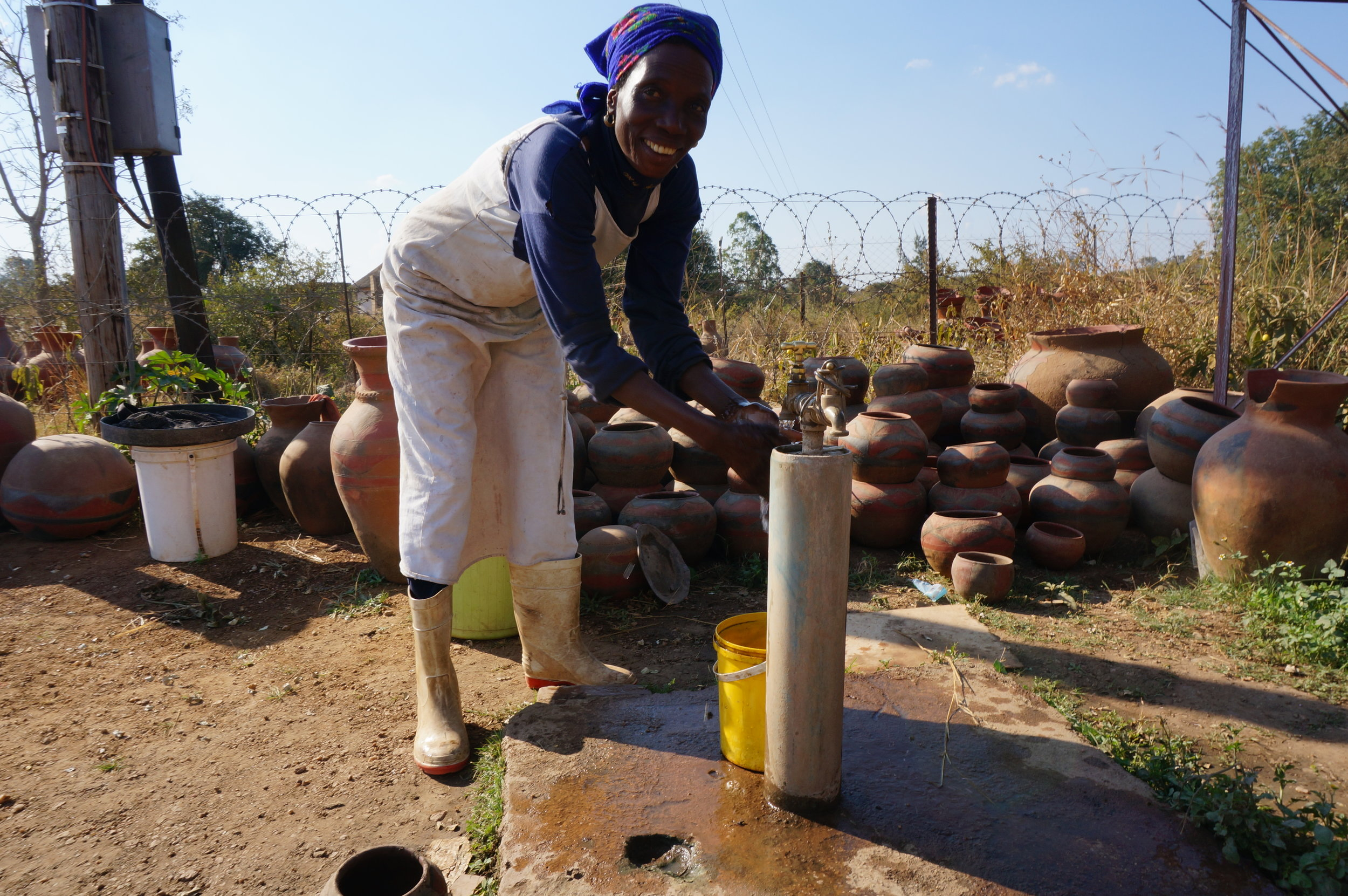 The Vision - At PureMadi we believe that safe drinking water should be accessible everywhere; as a result, our products will be sold and priced in a manner that balances costs and profitability with the economic circumstances of customers.