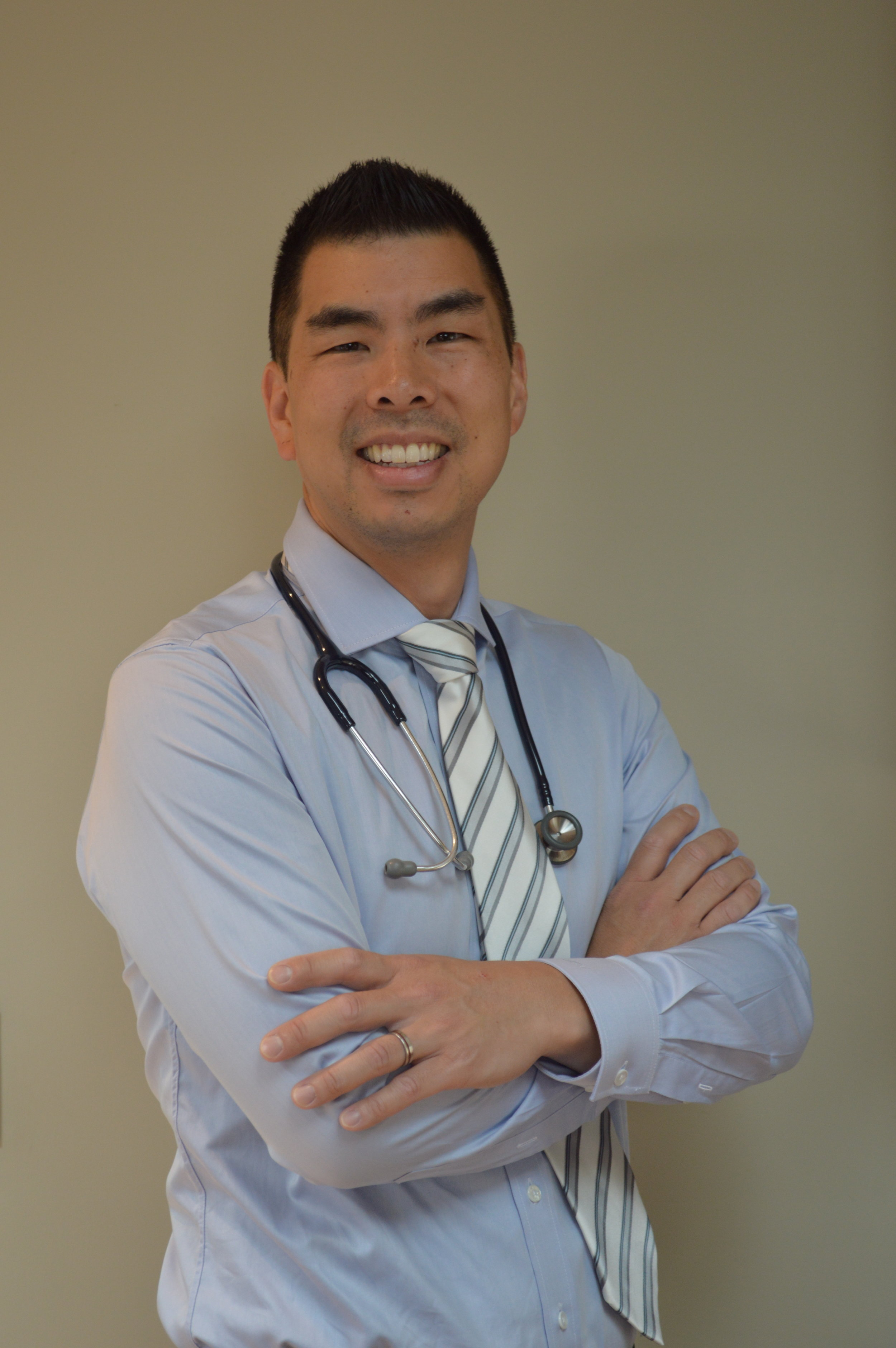Dr Mike Wong