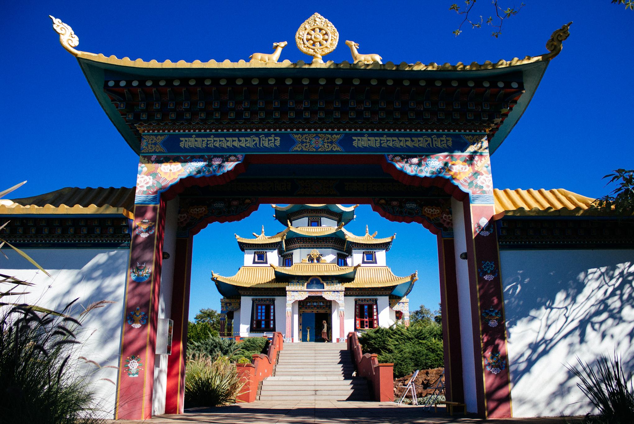 Terra Pura de Guru Rinpoche