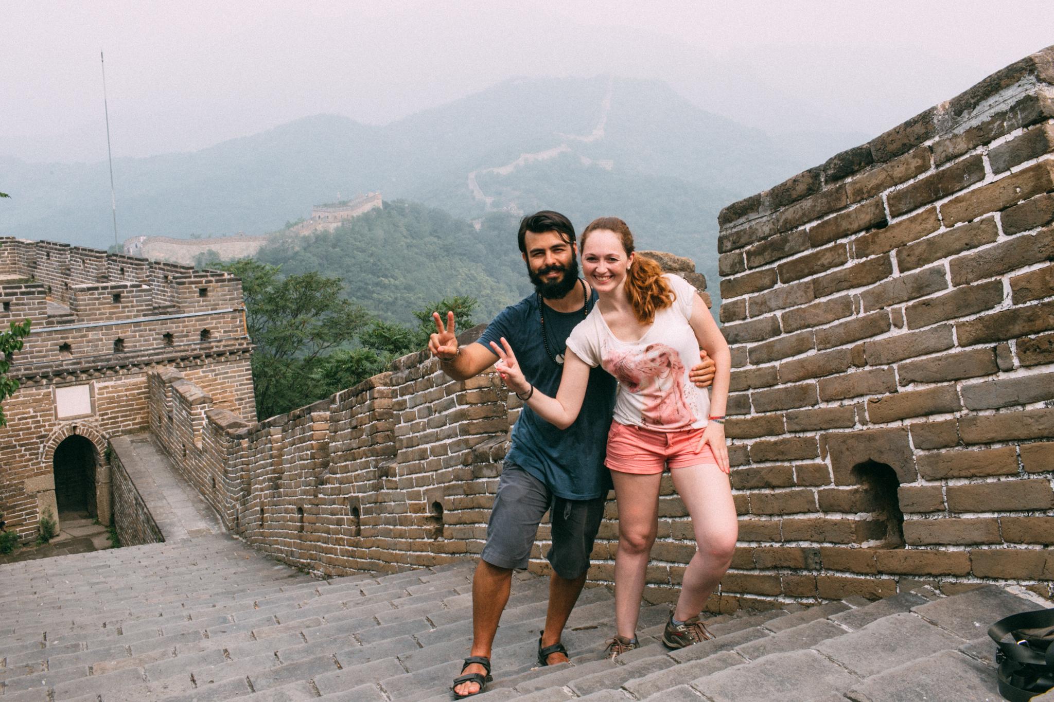 great wall eduardo e monica