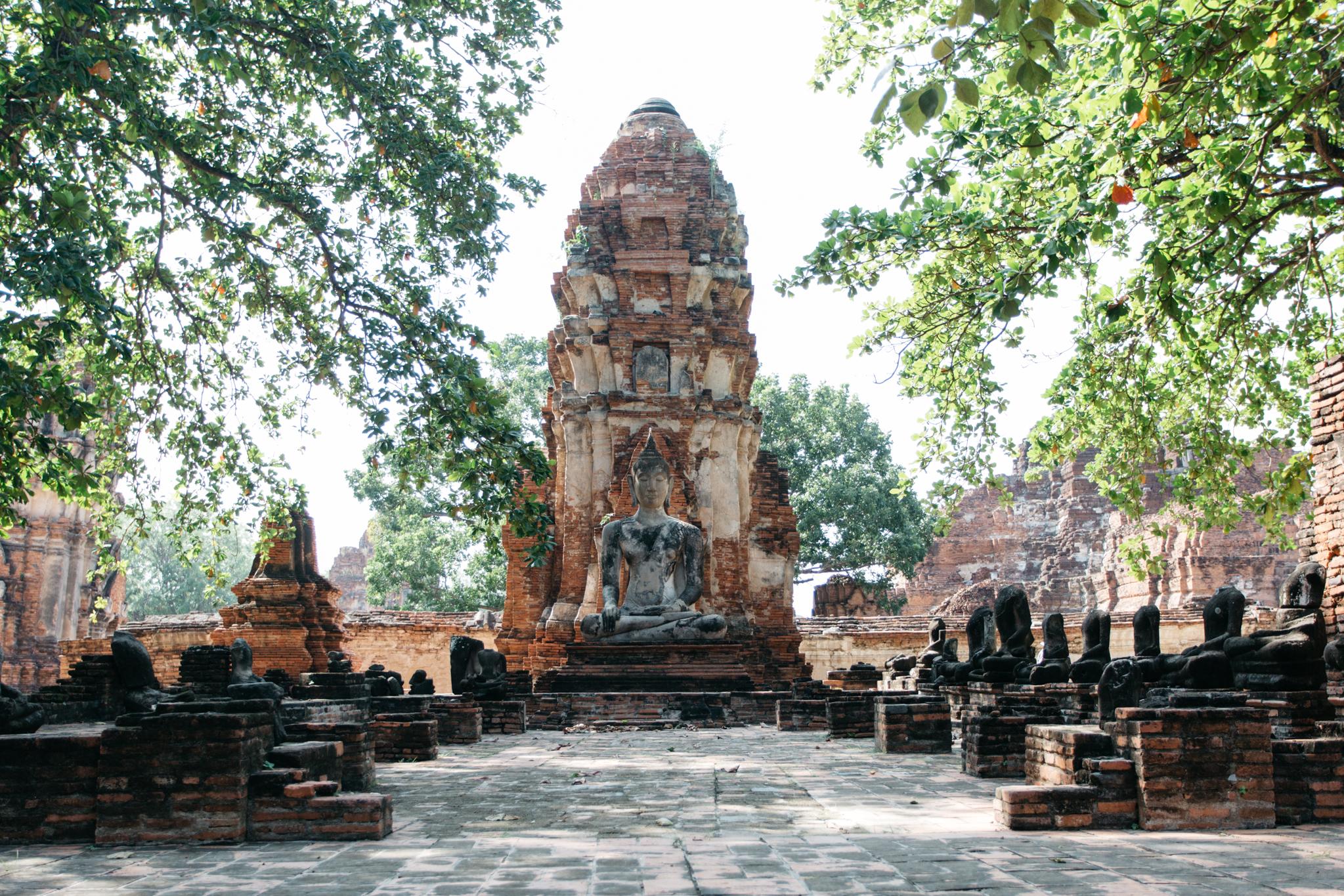 1 dia ayutthaya tailandia roteiro