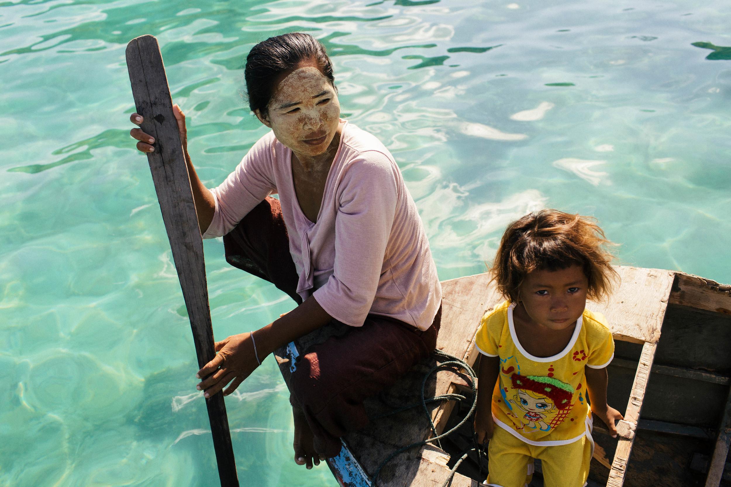 bodgaya bajau laut sea gipsies semporna eduardo e monica viagem