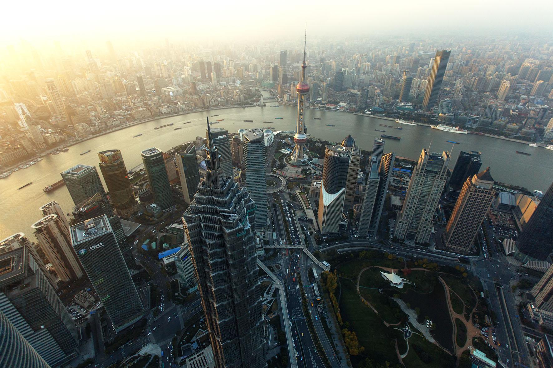 shanghai world financial center eduardo e monica viagem