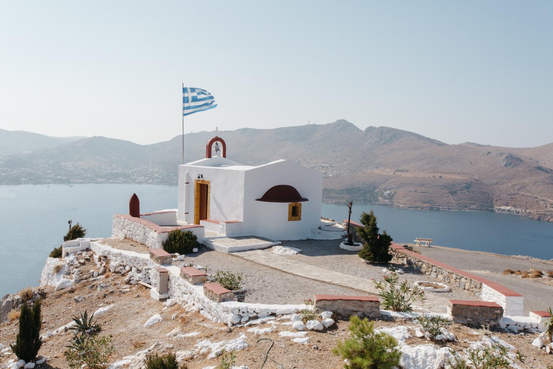 ilha leros grecia