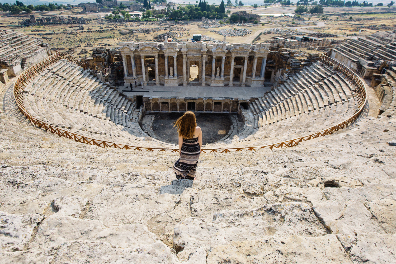 pamukkale turquia hierapolis