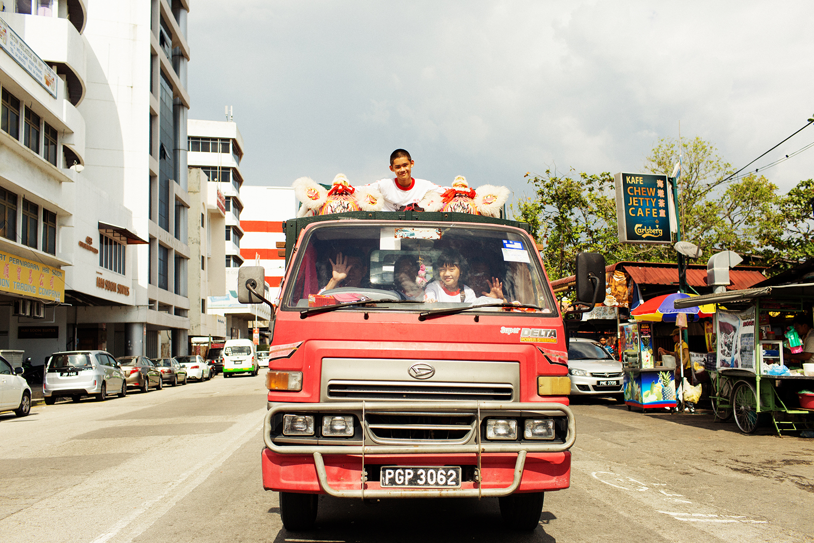 george town penang malasia