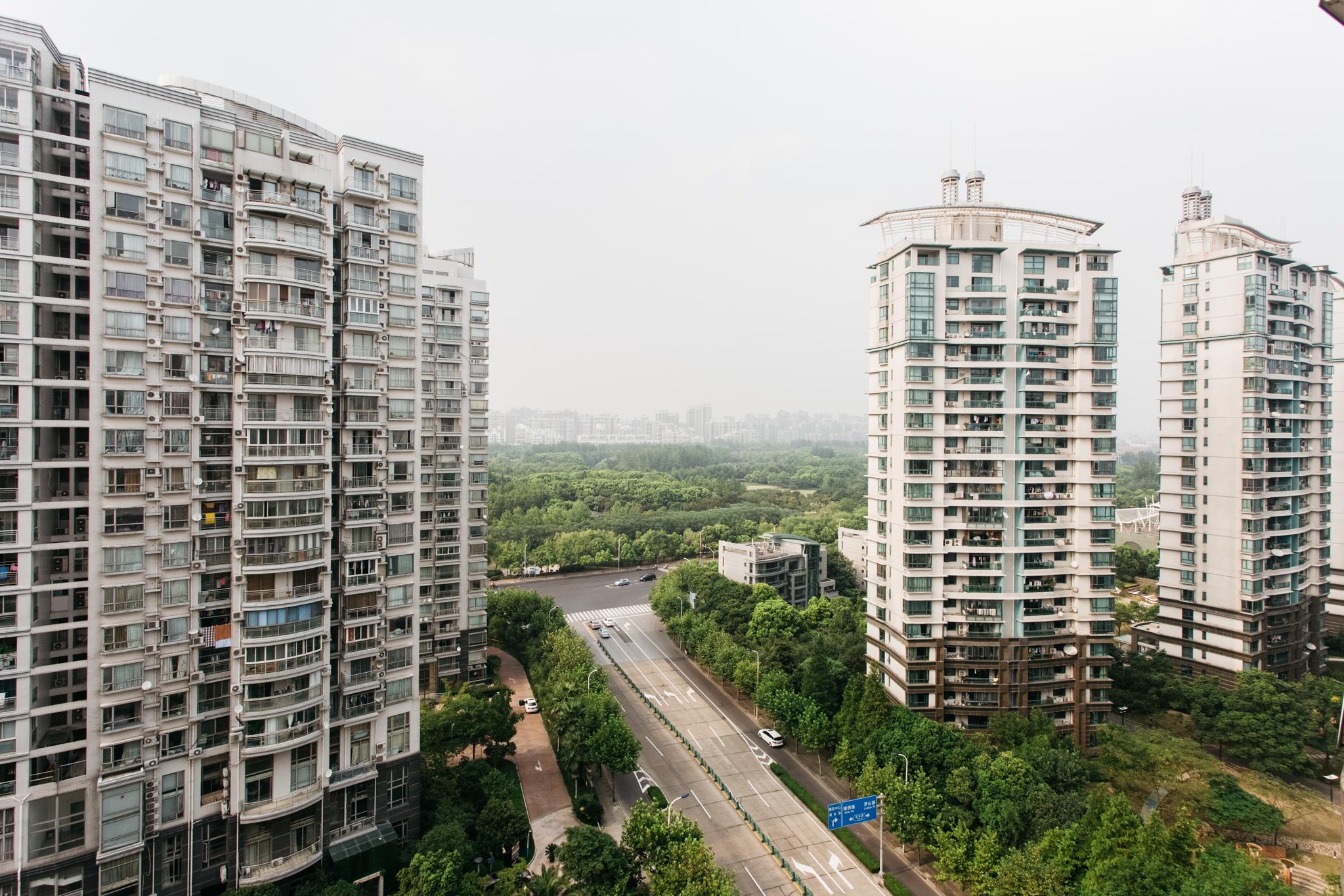 shanghai concret jungle