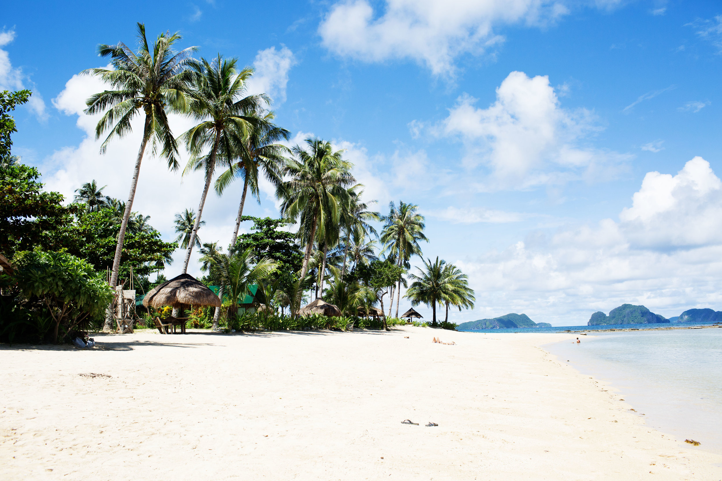 Las Cabanas, Filipinas