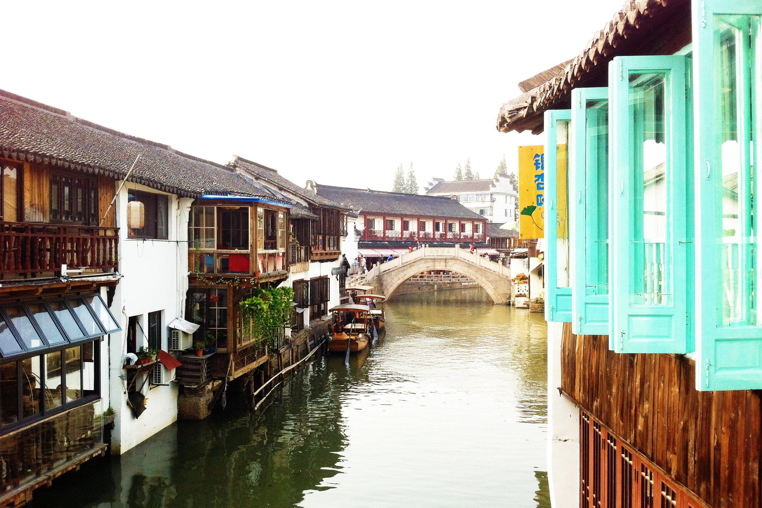 Zhujiajiao Shanghai China