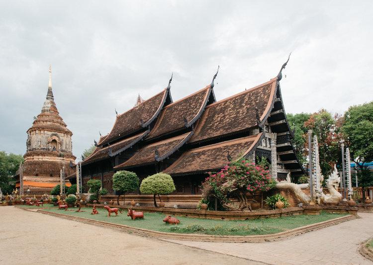 roteiro chiang mai tailandia