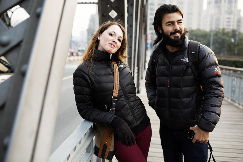 Mônica e Eduardo