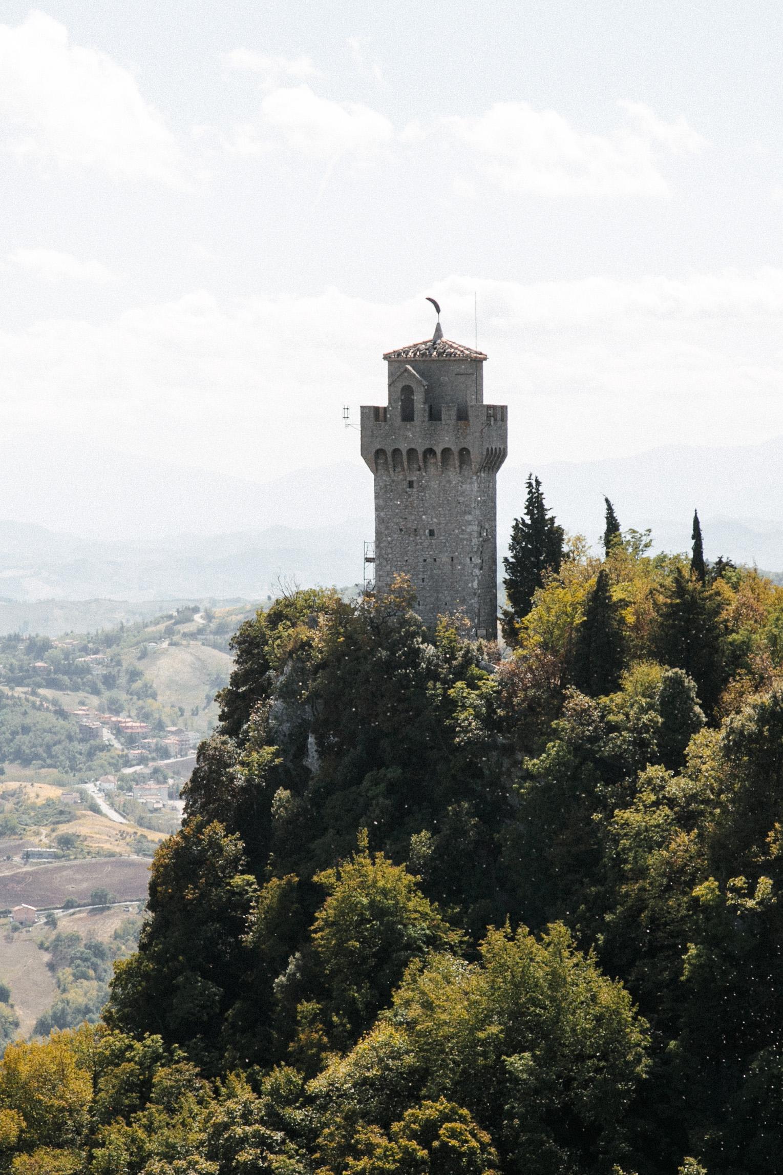 Montale, Terceira Torre