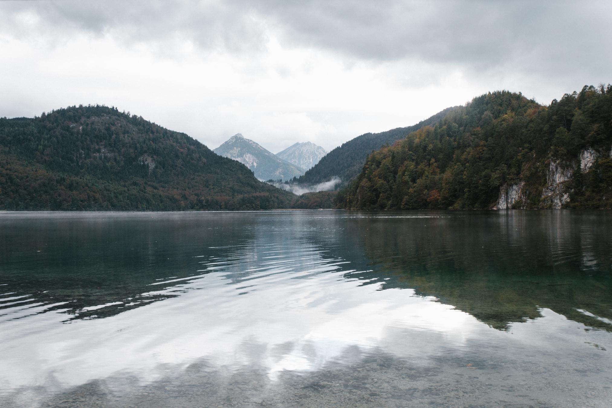 alpes alemanha austria