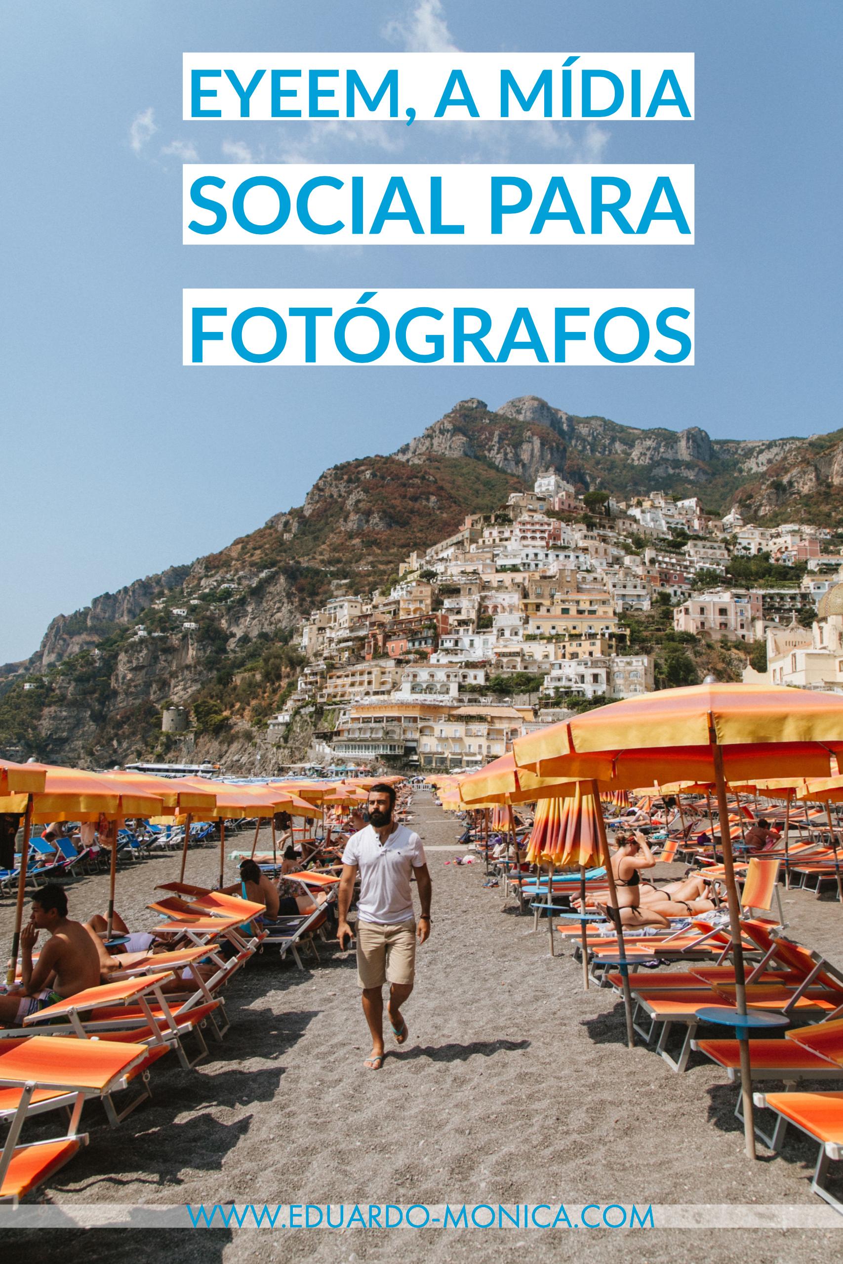 EyeEm, A Mídia Social Para Fotógrafos