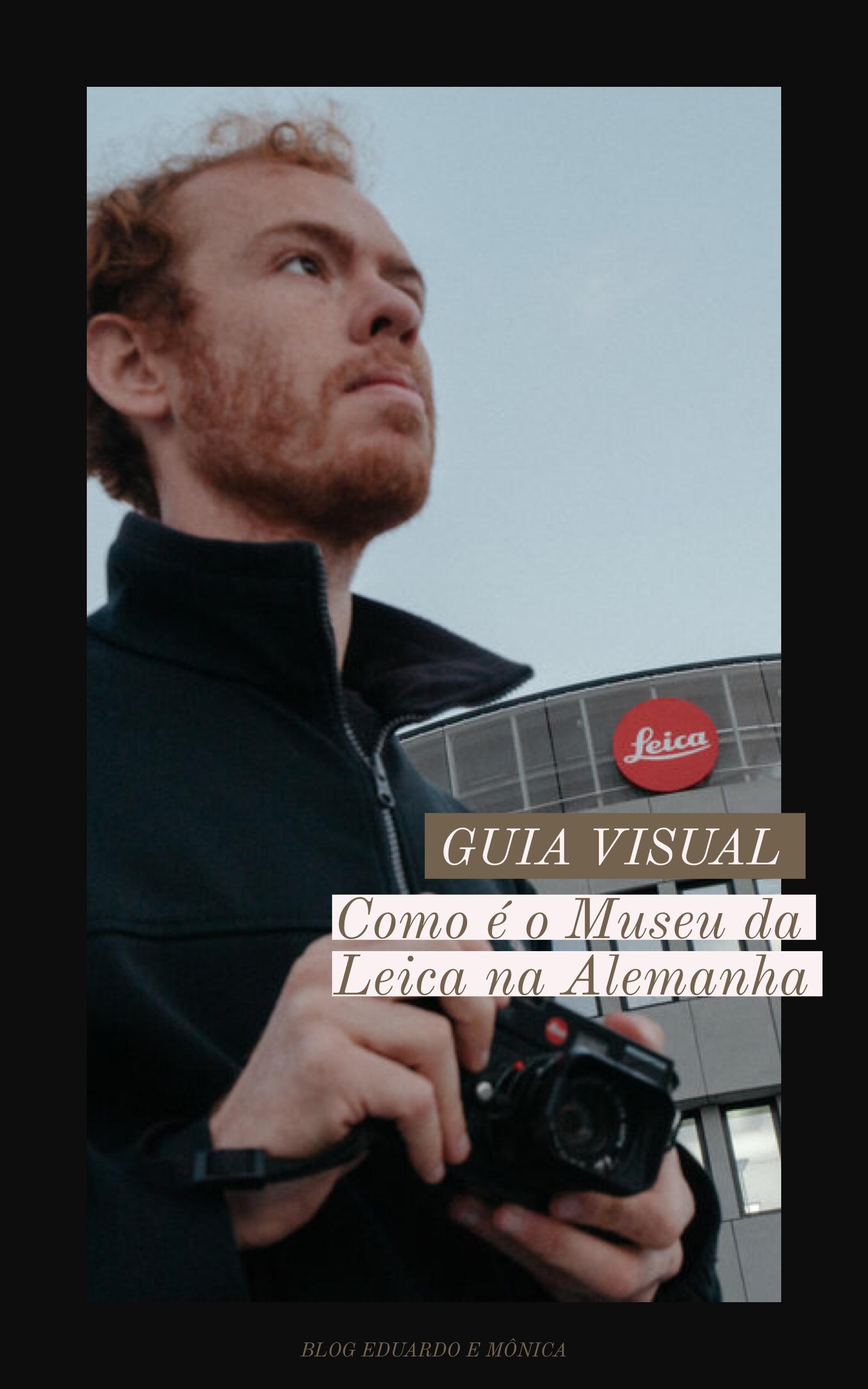 Como é o Museu da Leica na Alemanha: Guia Visual