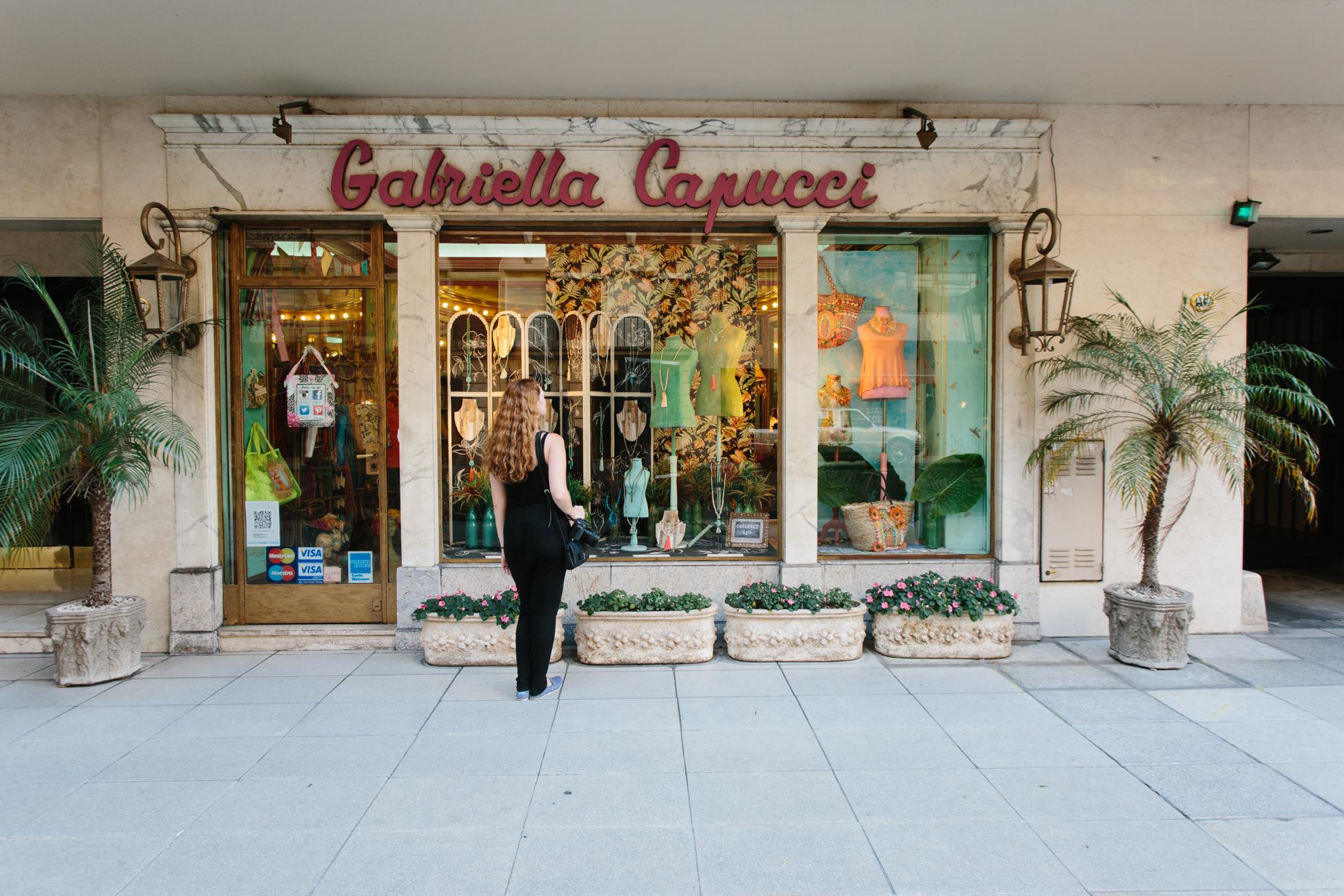 Lojinha em Palermo