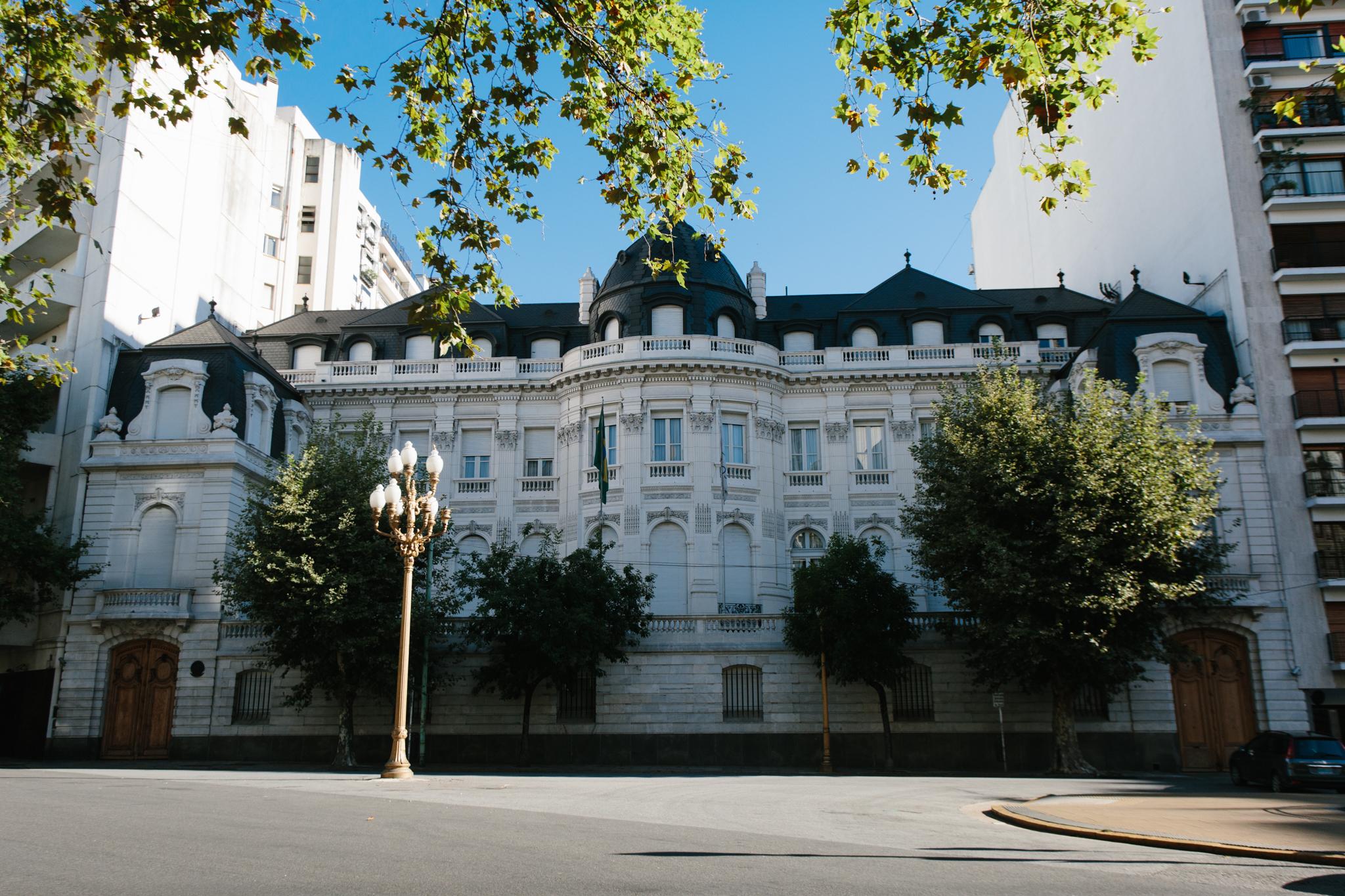 Embaixada do Brasil em Buenos Aires