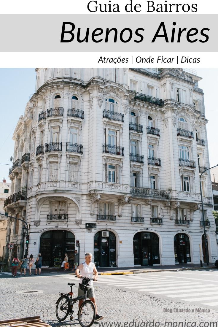 Guia de Bairros de Buenos Aires: Atrações e Onde Ficar