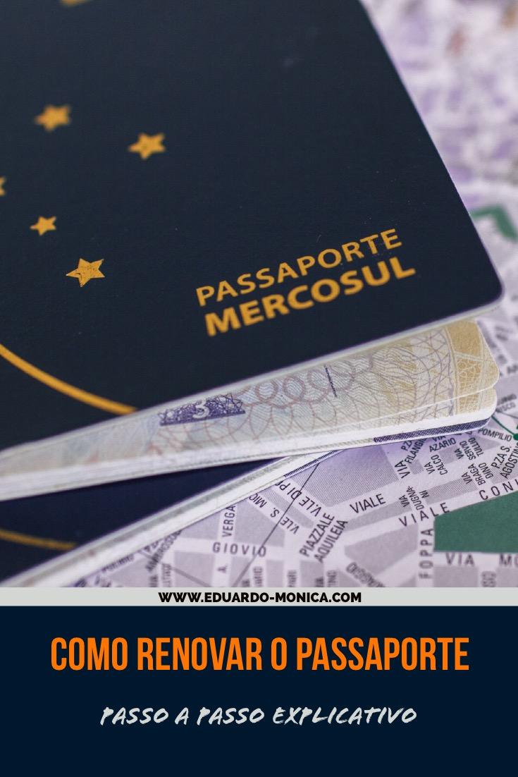 Como Renovar o Passaporte: Passo a Passo Explicativo