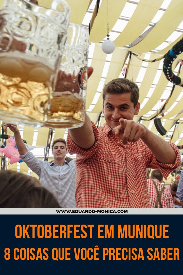 Oktoberfest em Munique: 8 Coisas Que Você Precisa Saber