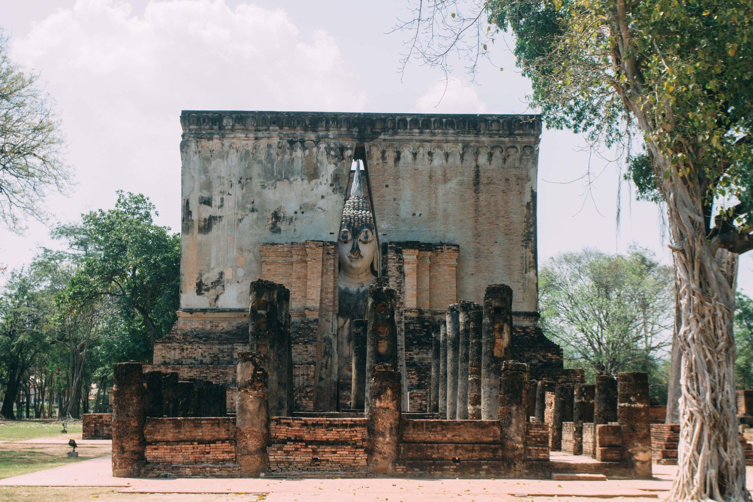 Wat Sri Chum, Sukhothai na Tailândia