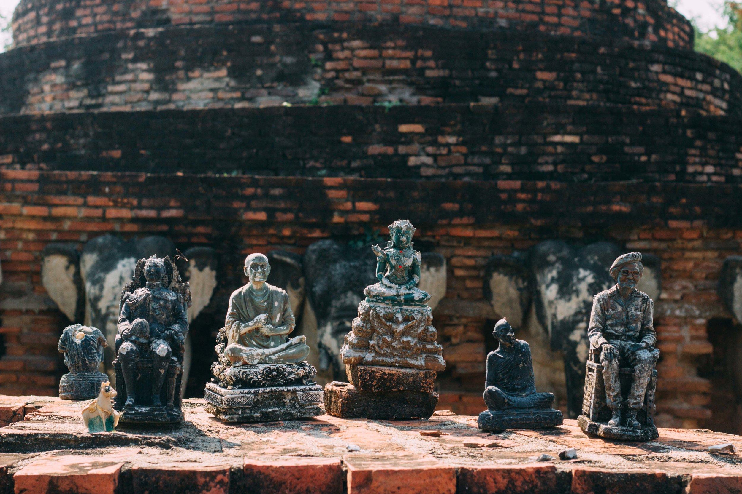 Wat Sorasak, Sukhothai na Tailândia