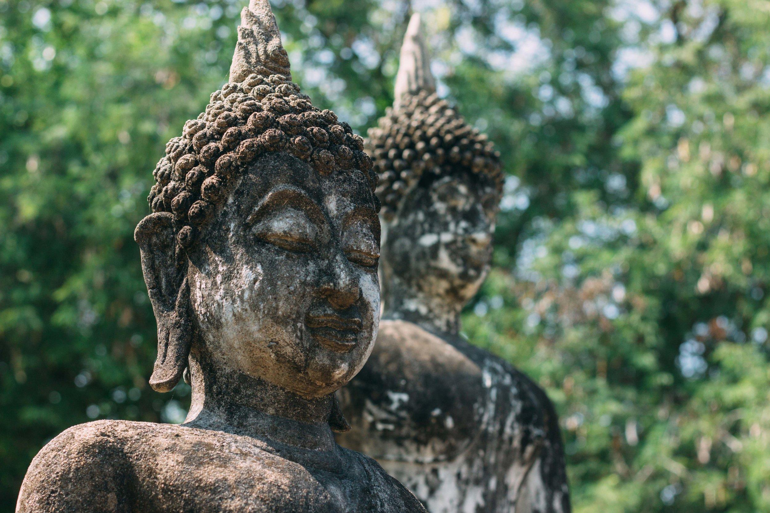roteiro sukhothai tailandia
