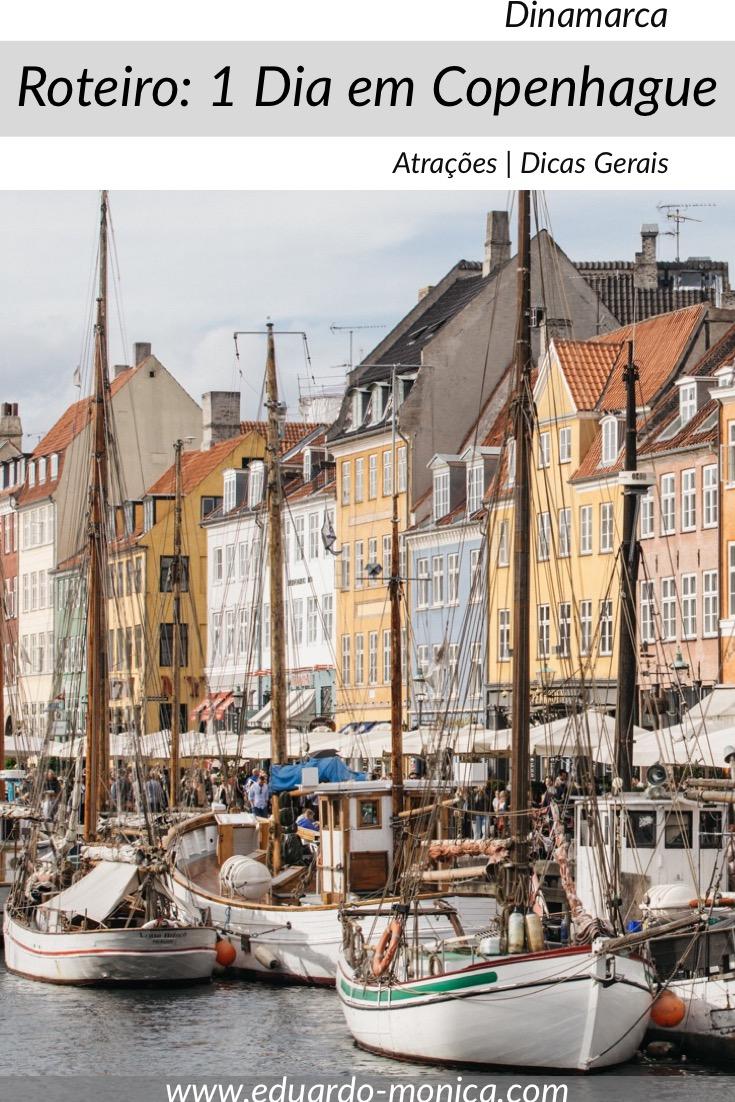 Dicas para o Roteiro de 1 dia em Copenhague