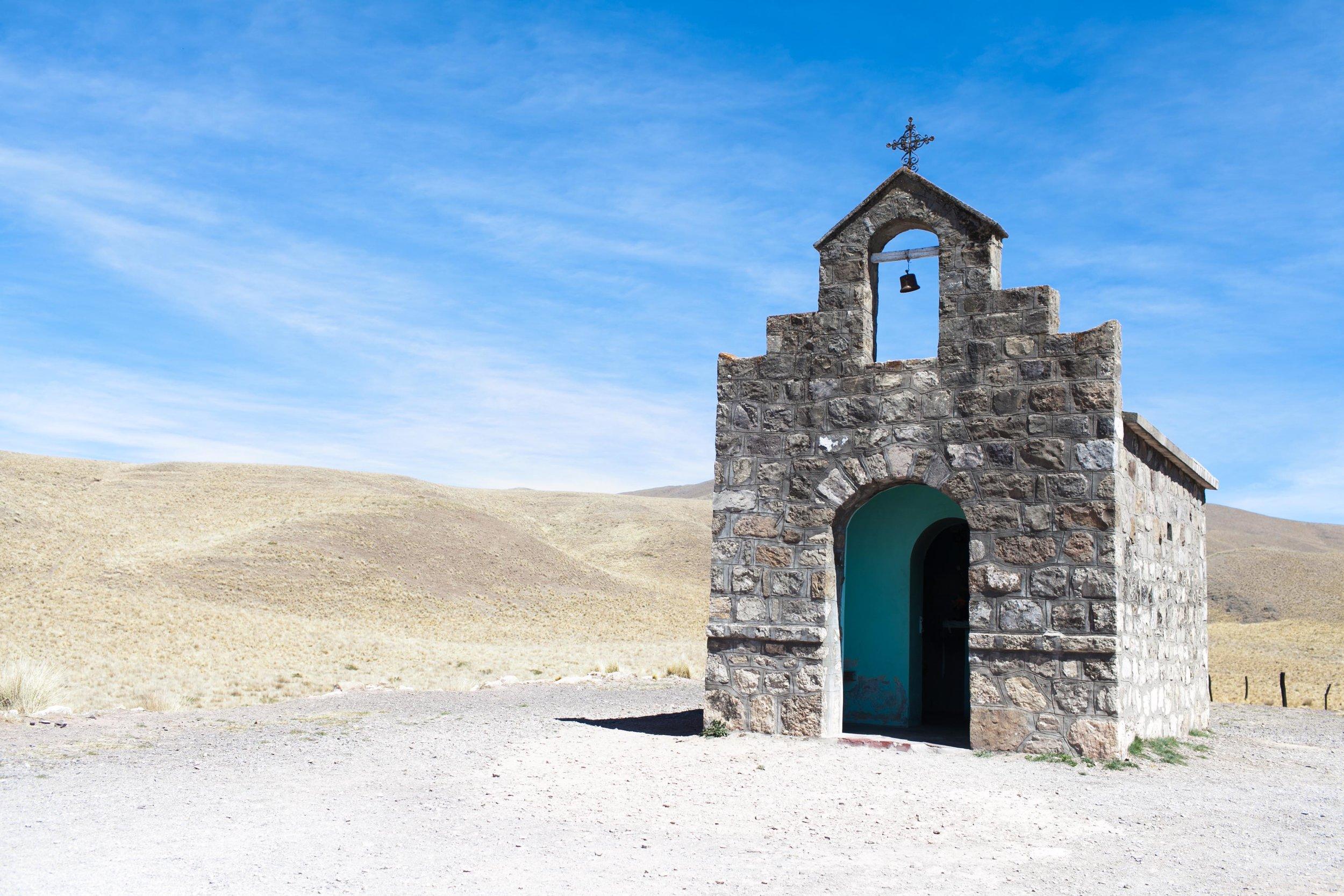 Capela São Rafael