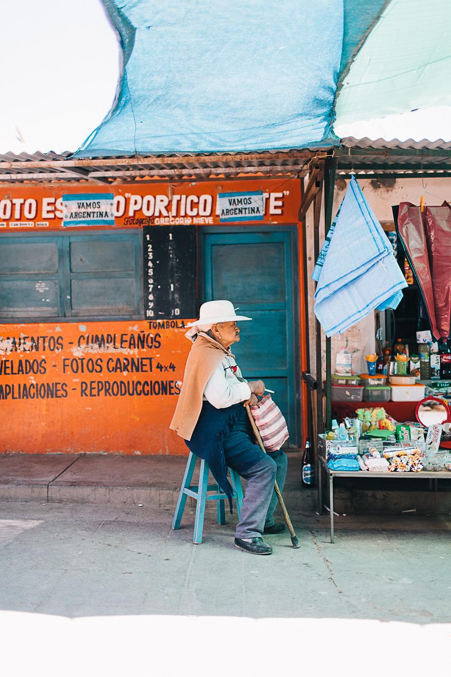 La Quiaca Fronteira Argentina