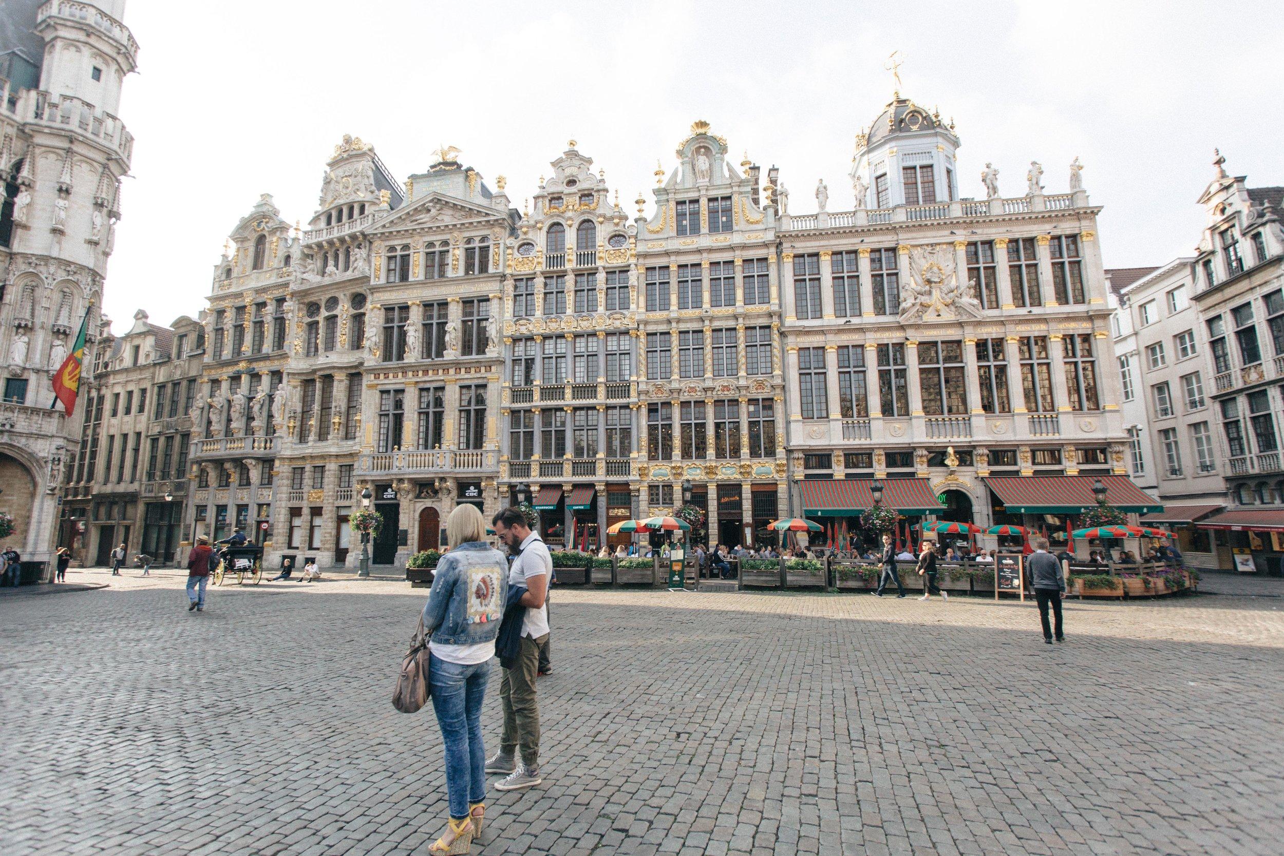 Grand Place |Roteiro 1 Dia Bruxelas