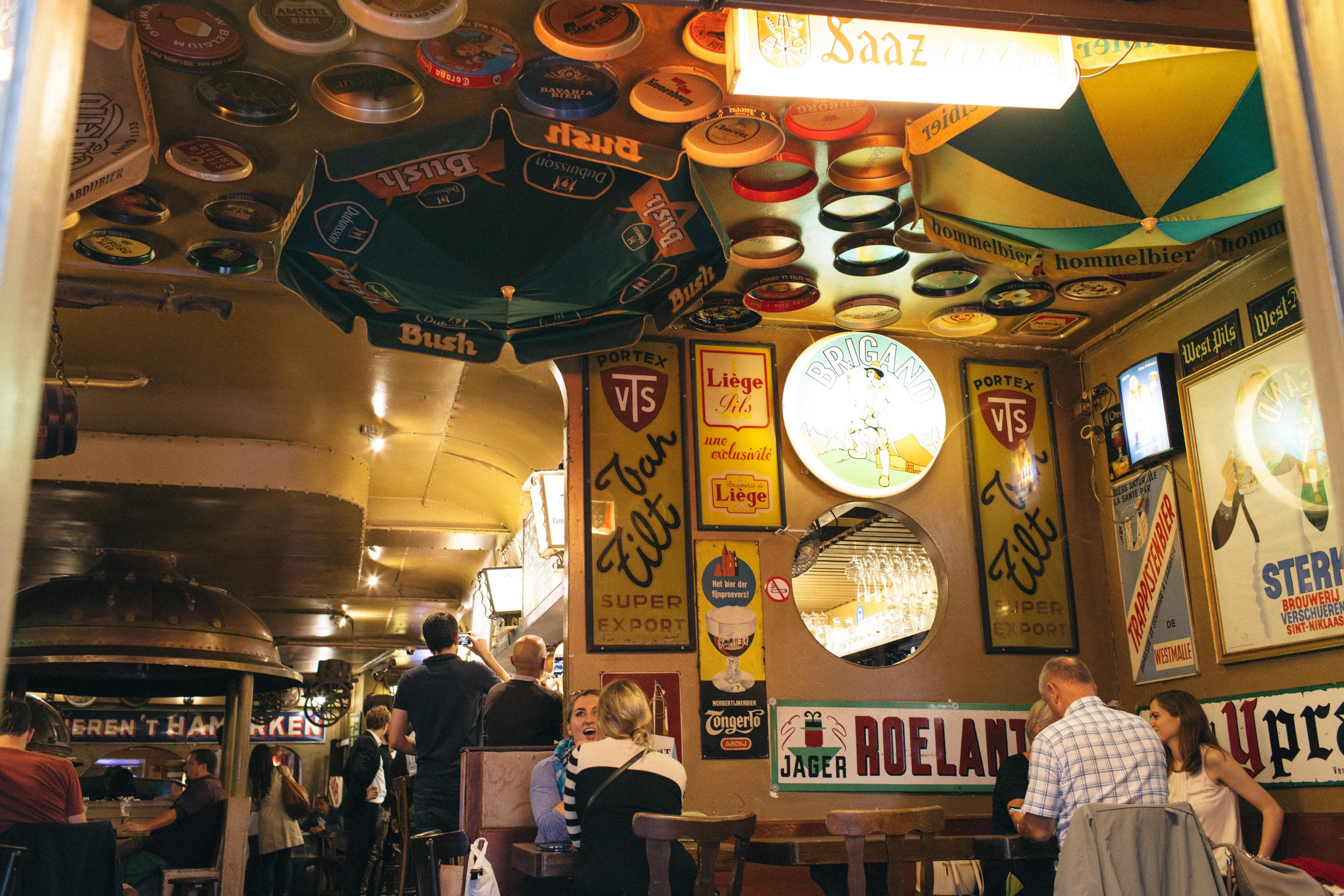 Delirium Café|Roteiro 1 Dia Bruxelas