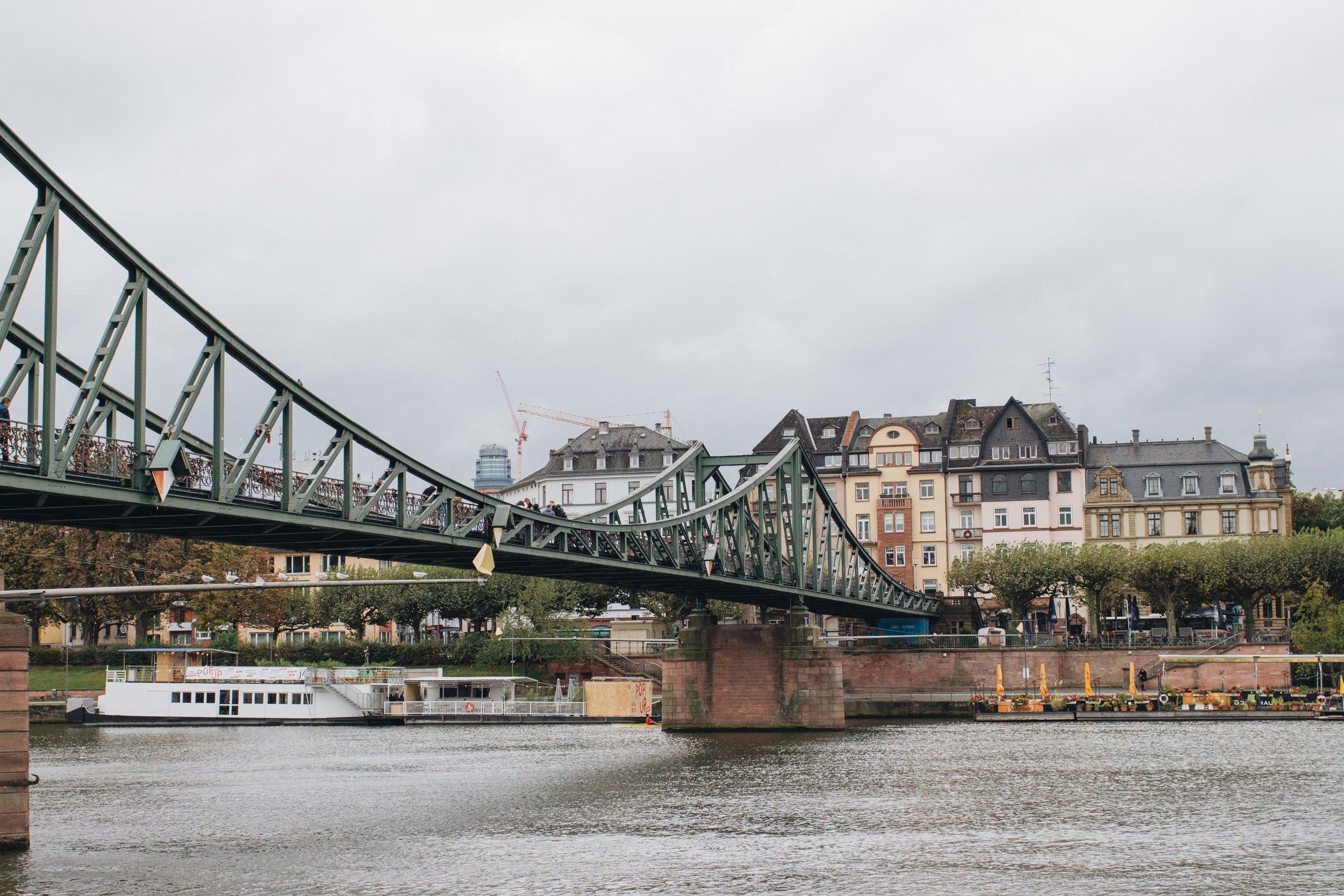 Roteiro Frankfurt 1 dia